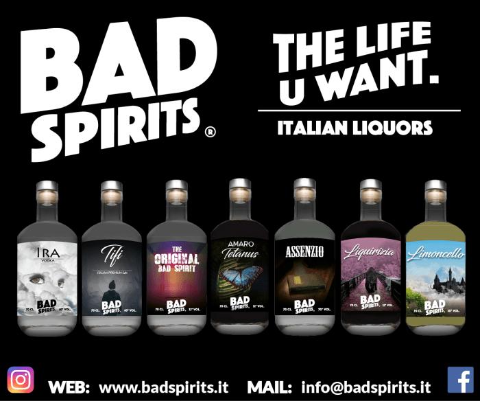 Banner Bad Spirits