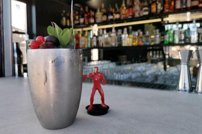iron man drink