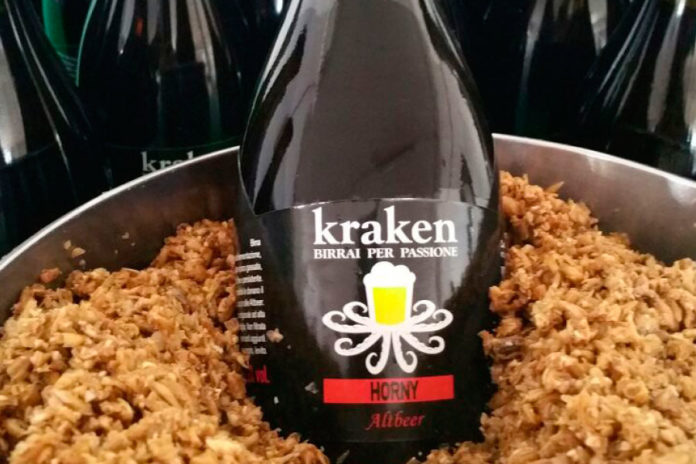 birrificio kraken