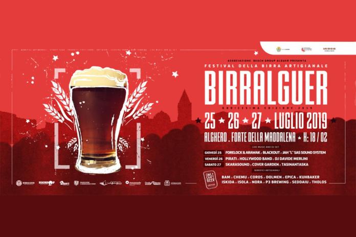 birralguer sardinian craft beer festival 2019