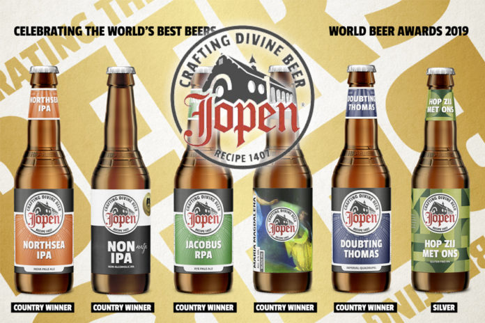 jopen world beer awards wba 2019