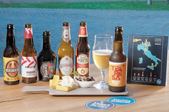 sheraton birre