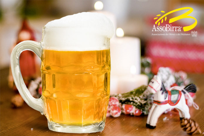 abbinare birra natale