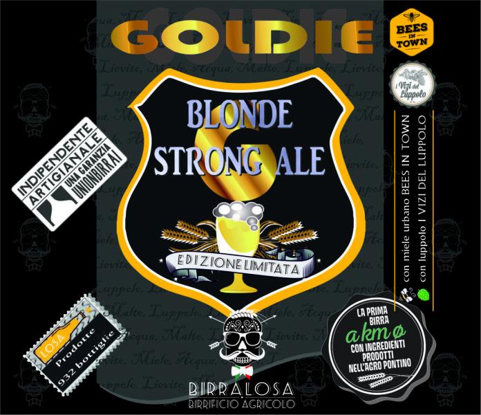 birra losa Goldie